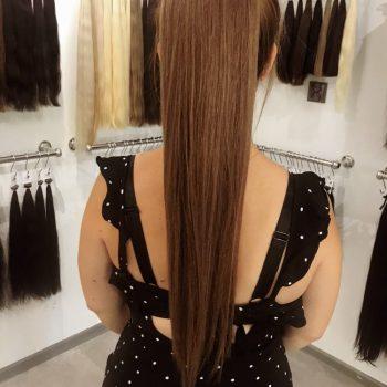 Kitka z włosów naturalnych 60 cm