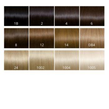 Metoda keratynowa 55 cm - włosy rosyjskie SEISETA