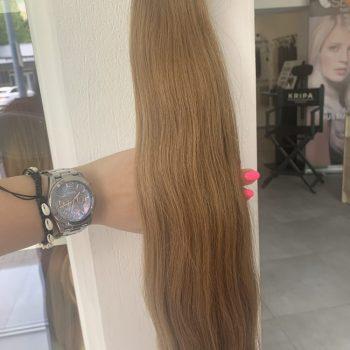 włosy słowianskie ciemny blond