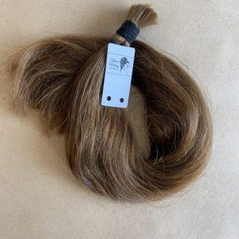 włosy słowiańskie dziewicze w kitce